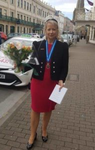 Tricia Thomas, High Sheriff of Herefordshire 2020-21